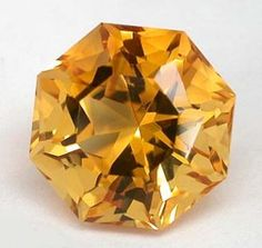 "November's gemstone, #Citrine, is as warm as a Van Gogh painting of sunflowers. The name Citrine comes from an old French word, ""citrin"", meaning lemon. One of the more rare forms of quartz, this gemstone ranges in color from the palest yellow to a dark amber named Madeira because of its resemblance to the red wine. #November #Birthstone http://www.deepdiscountgems.com/birthstones/novembers-birthstone-citrine/"
