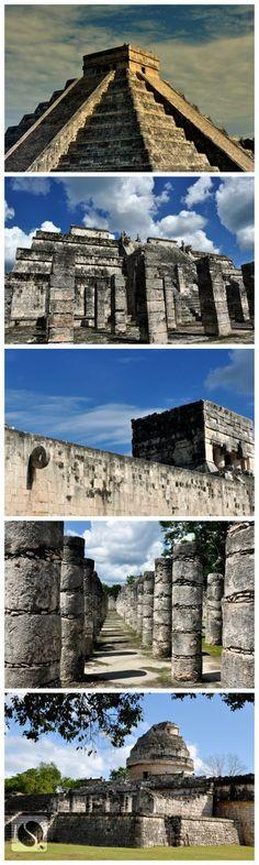 Ruines de Chichen Itza : ce qu'il faut visiter  - #Yucatan #Mexique #maya - sur www.kameleon-voyage.com