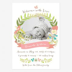 Adorable Free Printables + Baby Shower/Announcements | Babble