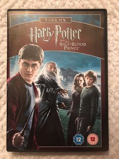 Only £1.96 - Bargain DVDs!! Harry Potter and the Half-blood Prince DVD (2009) Daniel Radcliffe