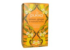 It does not get any sweeter than this.  Organic Tea with ... :-) http://www.sustainthefuture.us/products/organic-tea-with-honey-pukka-lemon-ginger-manuka-honey-tea?utm_campaign=social_autopilot&utm_source=pin&utm_medium=pin