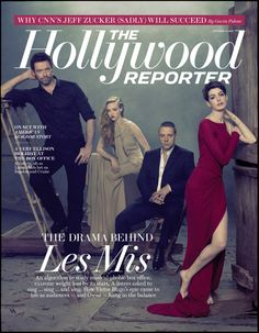 Amanda Seyfried in ELIE SAAB Resort 2013 shot by Ruven Afanadorfor for the December issue of The Hollywood Reporter US