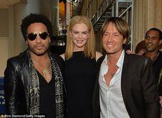 Lenny, Nicole and keith