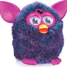 with these new furbies you can feed it and each one has a mood, lets say you put it up side down it will say me don't like but this time you dont have an off button if u want it to be quite you put it in the dark and it will go to sleep. coming soon