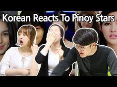Koreans React To Pinoy Star (ENG SUB)   KoreanStarTV