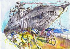 Vuelta ciclista en Cádiz