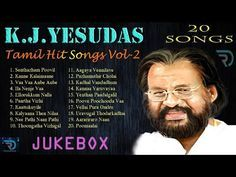 K J Yesudas Vol 2 Jukebox Melody Songs Tamil Hits Tamil Songs Non Stop Youtube In 2020 Songs Devotional Songs Mp3 Song Download
