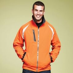 Promotional Products Ideas That Work: M-katavi softshell jacket. Get yours at www.luscangroup.com