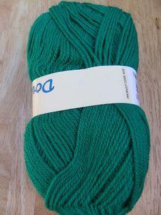 100g Robin DK knitting yarn 91 Emerald knitting wool £1.59