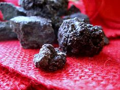 coal candy recipe