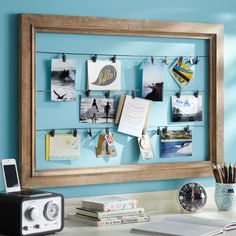 Frame board - LOVE for the pre-teen room