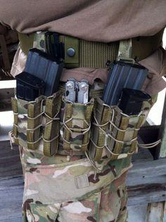 The Gear Locker Costa Leg Rig Review | Popular Airsoft