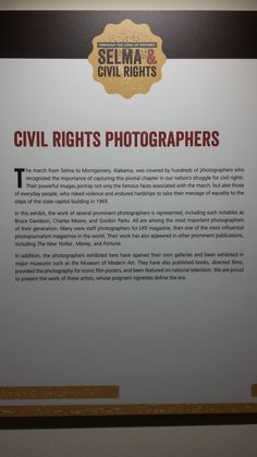 Selma & Civil Rights #photograph exhibit at Grand Circle Gallery in Boston #FortPoint