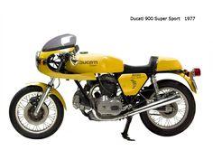900SS, 1977
