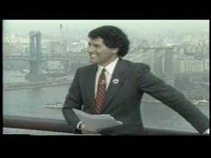 Ernie Anastos Funny Moments
