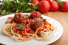 The ultimate guide to #glutenfree spaghetti and meatballs!