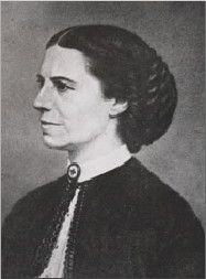 "Clara Barton. ""It irritates me to be told how things always have been done ... I defy the tyranny of precedent. I cannot afford the luxury of a closed mind. I go for anything new that might improve the past.""