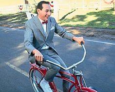 Pee Wee Herman!