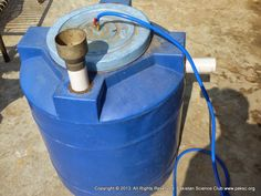 The most popular home biogas designs that you can download and use to build your own system.