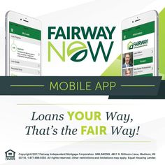 The FairwayNOW App Lets YOU Do More!  |  Dana Back-Pack | Fairway Independent Mortgage Corporation