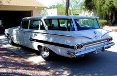 photos of 1960 Impala Nomad | 1960 Brookwood Wagon