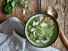 Paleo Spinat-Kokos-Suppe