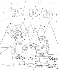 The Cutest Free Printable Coloring Pages You Ever Did See