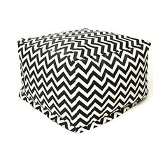 Majestic Home Goods Indoor/Outdoor Large Ottoman