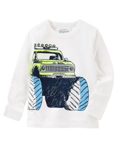6bb8dc56a 12 Best MONSTER TRUCKS-KIDS APPAREL images | Monster truck kids ...