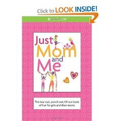 Buy This Wonderful Little Book That Has Been Written To Build a Strong Bond Between Mom and Daughter. A Perfect Gift For 9 Year Old Daughter.