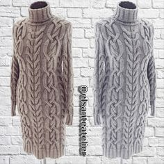 Knitwear Fashion, Knit Patterns, Turtle Neck, Photo And Video, Knitting, Instagram, Skirts, Sweaters, Dresses