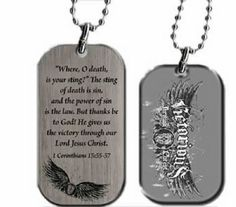 Victorious Dog Tag