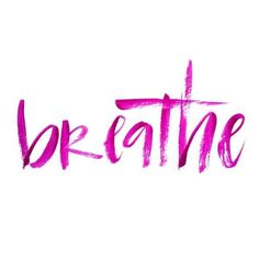 Just breathe. Just breathe. More Than Words, Some Words, Yoga Quotes, Words Quotes, Sad Sayings, Qoutes, Pretty Words, Beautiful Words, Coaching