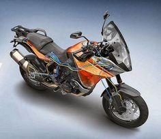 Extra II – Nova tecnologia KTM-BOSCH embarcada nos modelos 1190 Adventure 2014, disponível para a linha 2013! | ChassisBlog.com