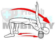 Foam Rolling the Upper Trapezius - Neck and Shoulders  Benefits: Releases tension and Trigger Points in the neck and shoulders that build up from repetitive movements such as driving computer work wearing a backpack or shoulder bag and texting.  Also releases tension and Trigger Points caused by overhead and/or upper body exercises.  Helps to correct Forward Head Alignment Upper Cross Syndrome and Shoulder Impingement or pain.  Assists to develop appropriate Shoulder alignments and…
