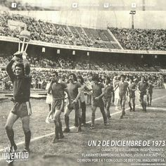 #IndependienteHistorico #ClásicoDeAvellaneda.  #Independiente, visita a #Racing y lo derrota por 3 a 1