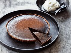 One of Australia's top chefs, Mark Best, has shared his recipe for his decadent chocolate tart. The pastry and filling is all made from scratch, creating the perfect balance of crispy, creamy and sweet in this wonderful dessert.