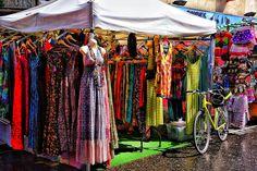 Popular Street Markets of London #Travelblog
