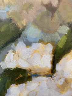 Cool Show by Laurie Meyer Hydrangeas, Cool Stuff, Gallery, Painting, Art, Art Background, Painting Art, Kunst, Hydrangea