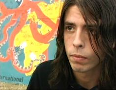 I know i shouldnt be. But i'm in love with him. Well more in love with young Dave. But who cares i want dave grohl!