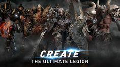 Aion: Legions of War advanced gameplay