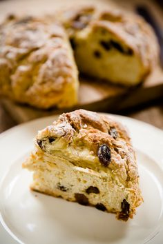 Irish Soda Bread with parsnips