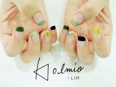 nail snap | 古場聡子 | 28 JUL. 2015 | LIM | LESS IS MORE