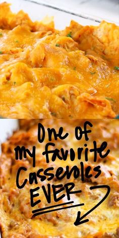 Best Chicken Enchilada Recipe, Enchilada Recipes, Enchilada Sauce, Easy Enchilada Casserole, Easy Casserole Recipes, Casserole Dishes, Chicken And Chips, Chipped Beef, Sour Cream Chicken