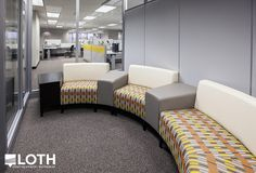 Quantum Health – Healthcare Industry | Columbus, OH project by LOTH, Inc. #QuantumHealth