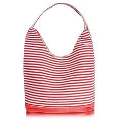 Red beach bag - be elegant everywhere!