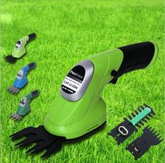 Portable garden power tools 36V 2 IN 1 Combo Lawn Mower LiIon