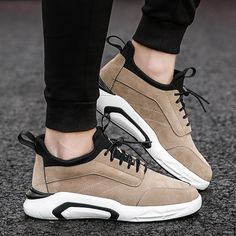 DeeTrade Mens sneakers Prism Suede High Tops (3 colors) Lining Fabric, Cotton Fabric, Samba Shoes, Air Max Sneakers, Sneakers Nike, Beige Shoes, Nike Air Max, High Tops, Colors