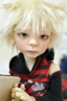 Maurice от Kaye Wiggs / Шарнирные куклы BJD / Шопик. Продать купить куклу / Бэйбики. Куклы фото. Одежда для кукол