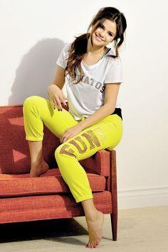 Selena Gomez shows off girl-next-door style in KMart campaign